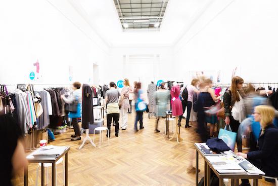 Modepalast Wien und Linz 2015