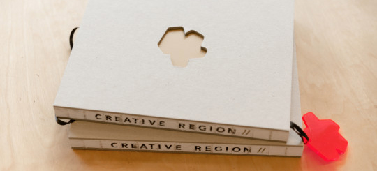 Creative Region Publikation