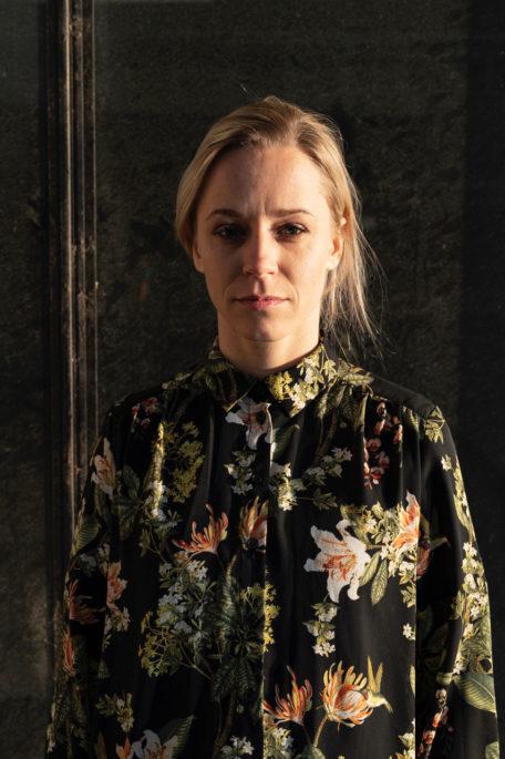 Kira Schinko, fotografiert von Martin Stöbich